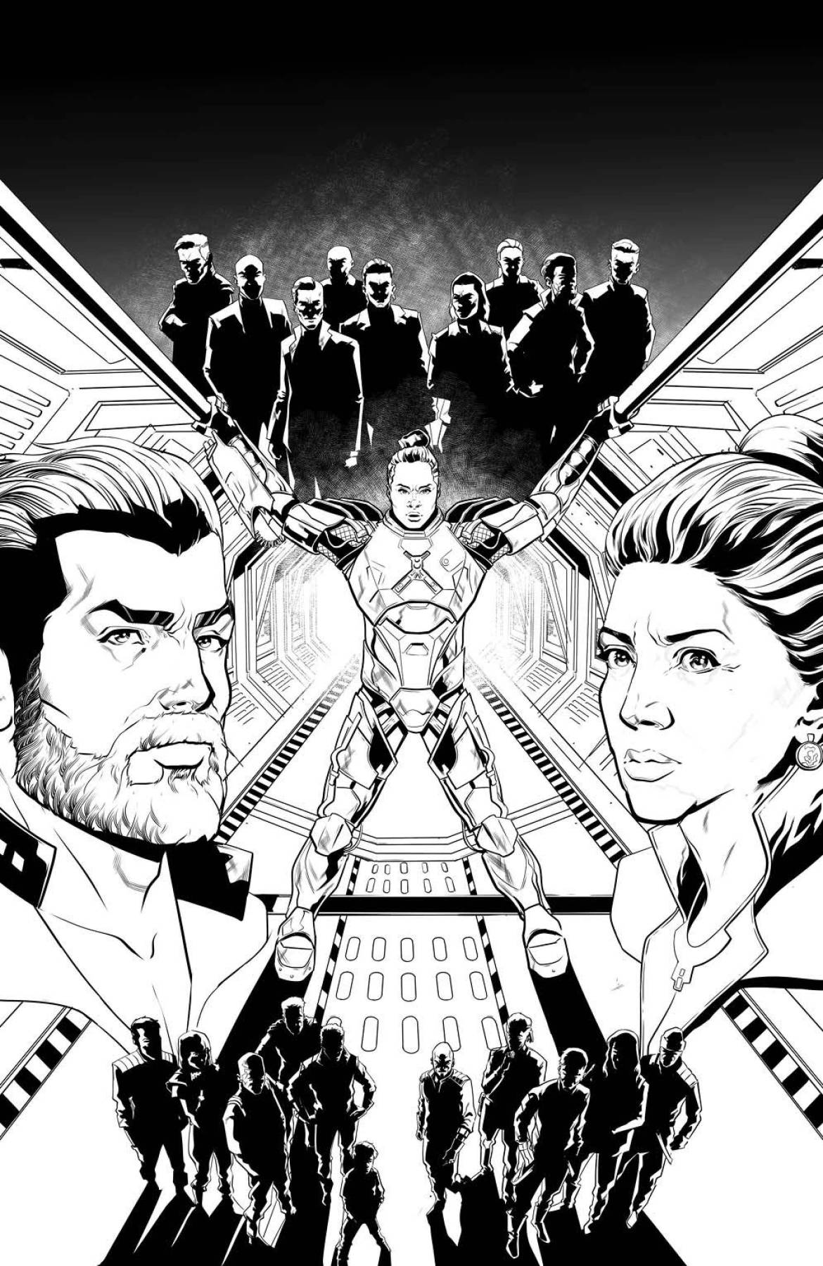 STL180018 ComicList Previews: THE EXPANSE #4 (OF 4)