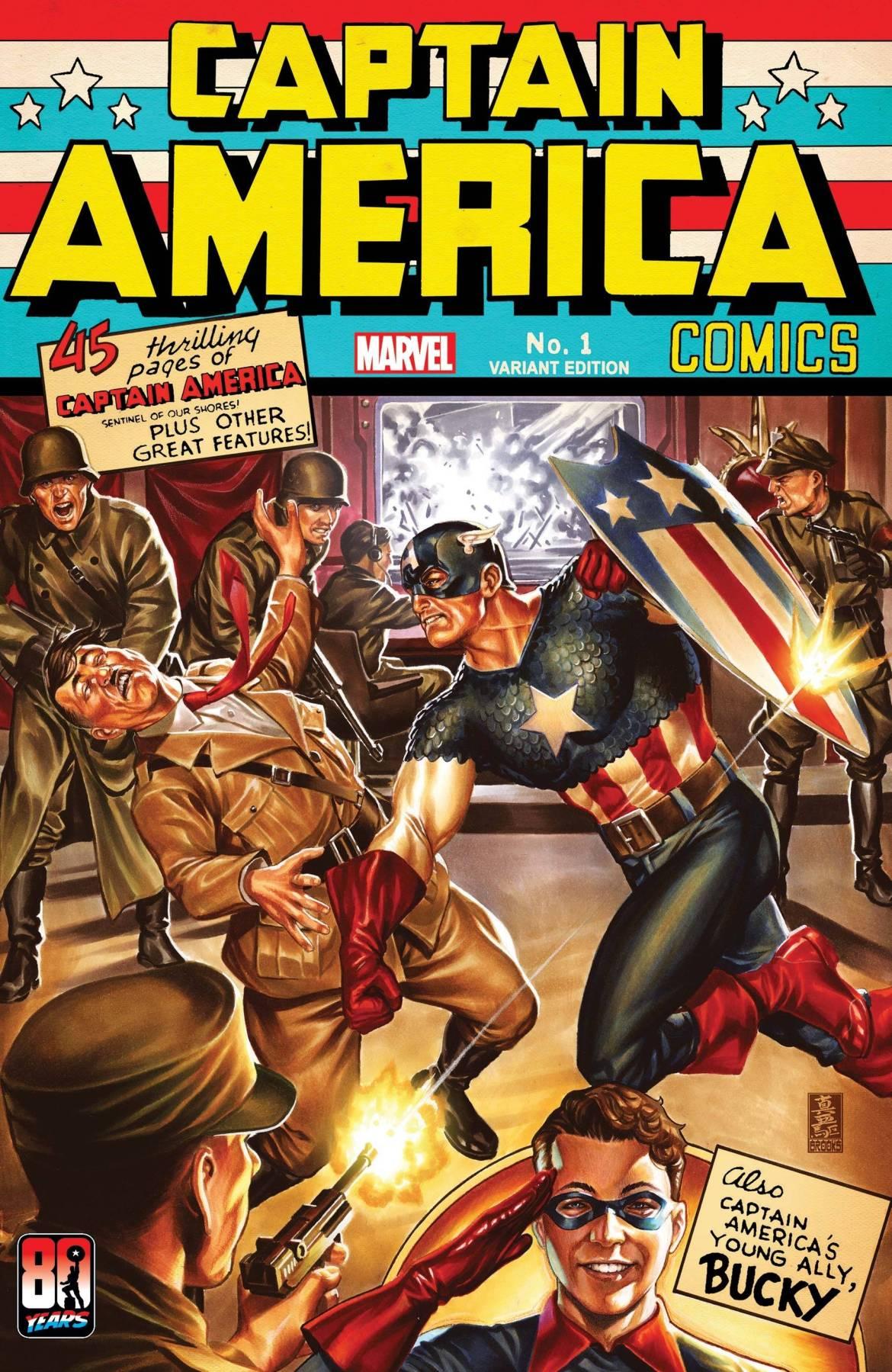STL180740 ComicList: Marvel Comics New Releases for 03/17/2021