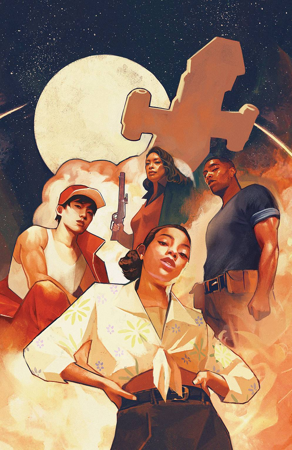 STL186494 ComicList Previews: FIREFLY BRAND NEW 'VERSE #1
