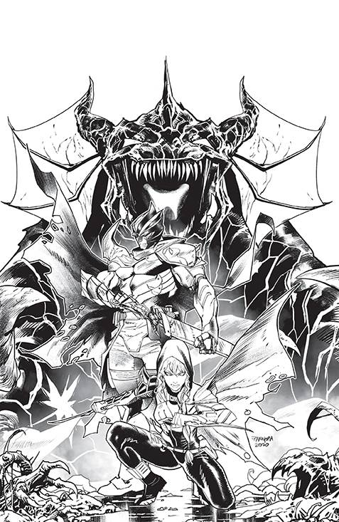 STL189137 ComicList Previews: POWER RANGERS UNLIMITED HEIR TO THE DARKNESS #1