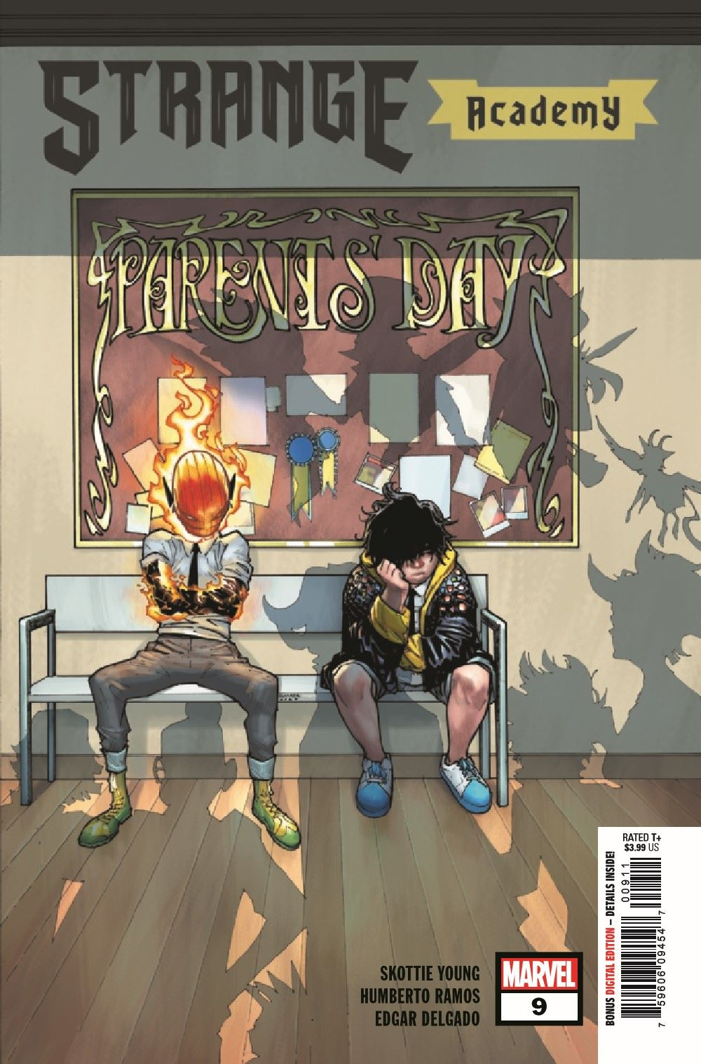 STRACADEMY2020009_Preview-1 ComicList Previews: STRANGE ACADEMY #9