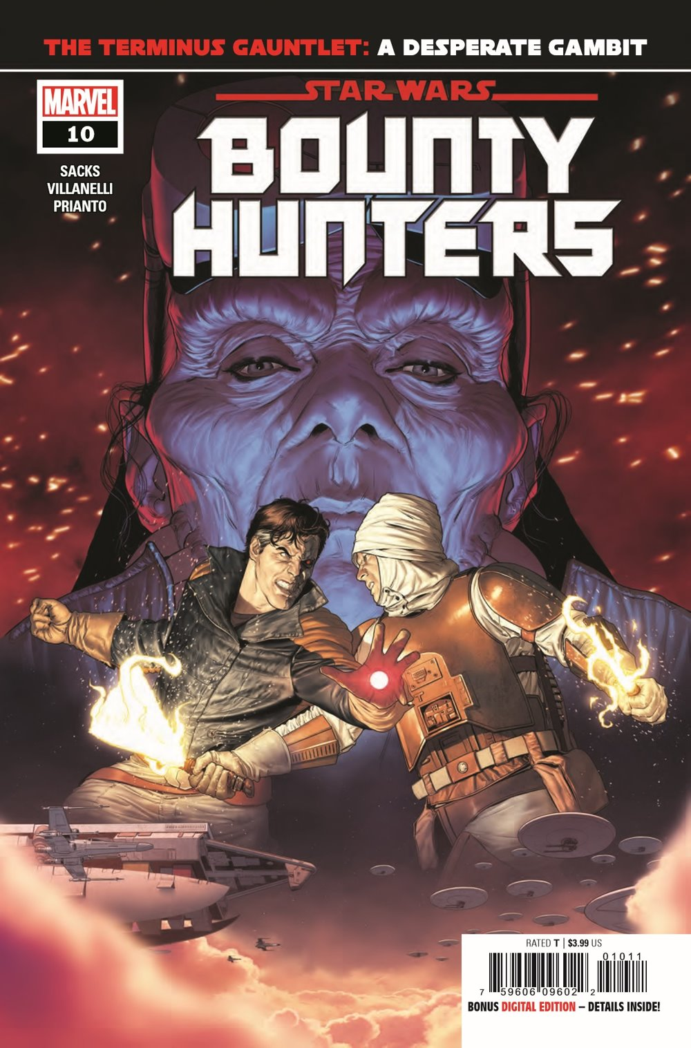 STWBOUNTYHUNT2020010_Preview-1 ComicList Previews: STAR WARS BOUNTY HUNTERS #10