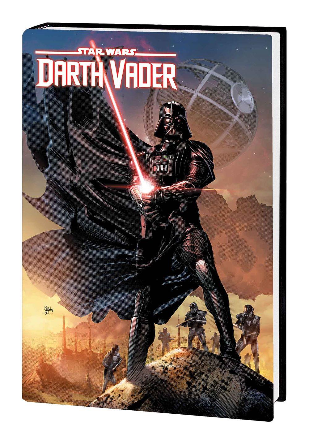 STWVADER_OMNIBUS_DEODATO_HC Marvel Comics June 2021 Solicitations