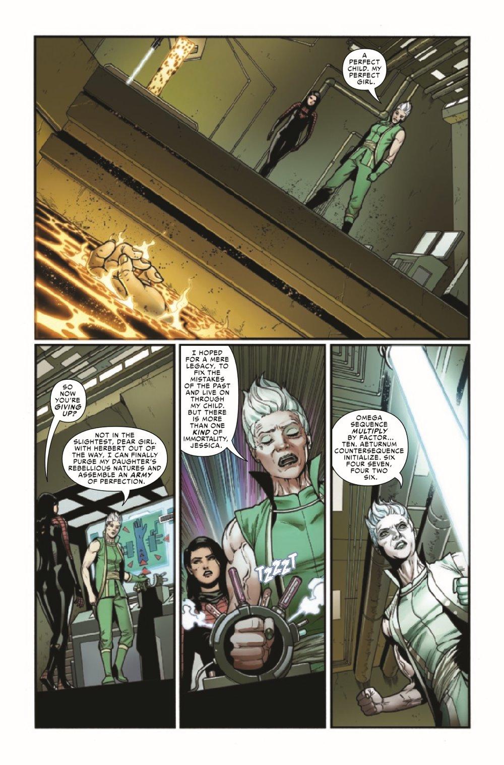 SWOMAN2020010_Preview-3 ComicList Previews: SPIDER-WOMAN #10