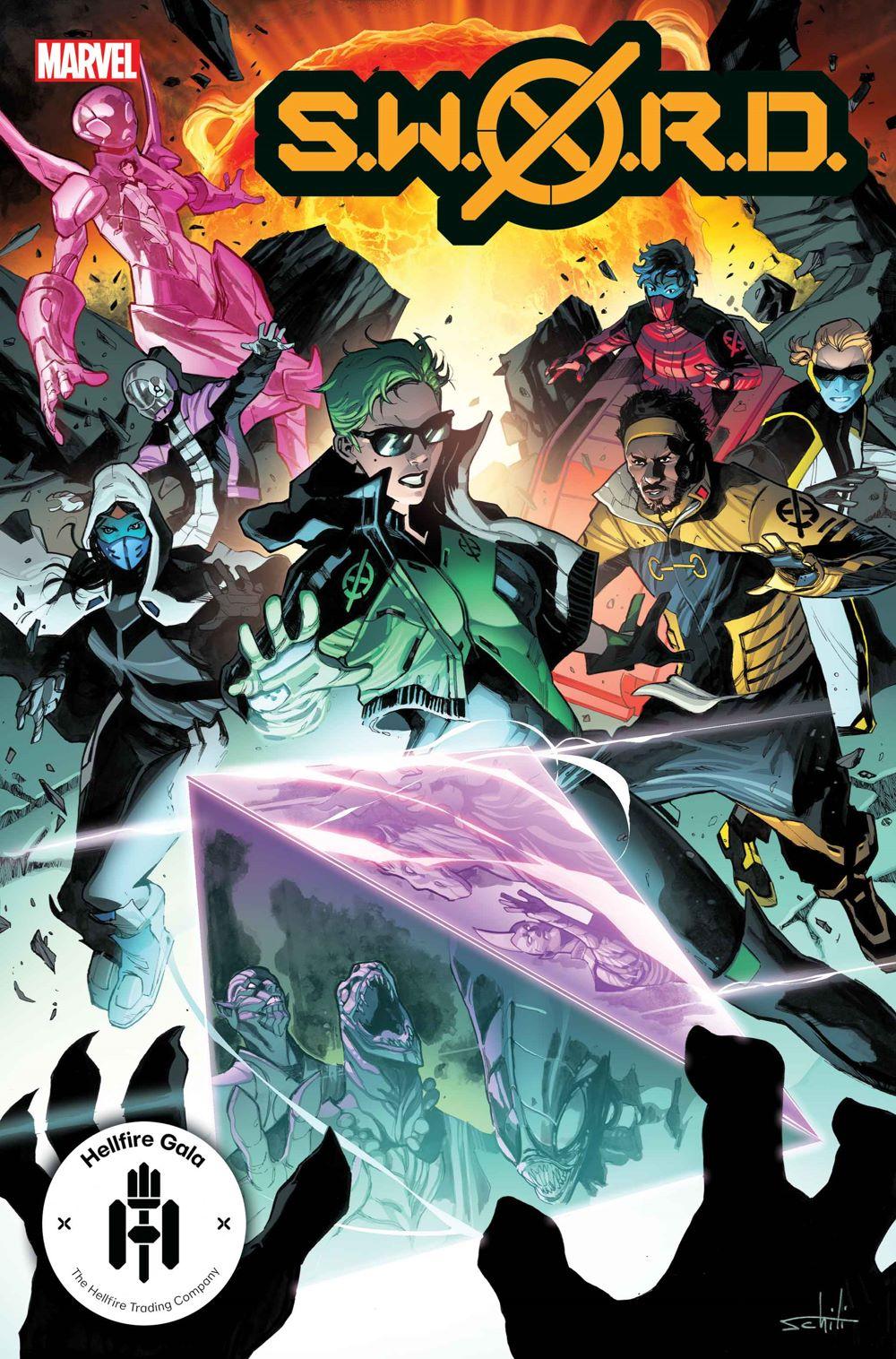 SWORD2020006_cov Marvel Comics June 2021 Solicitations