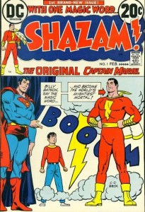 Shazam-1-205x300 Hottest Comics: Most Wanted for 4/22