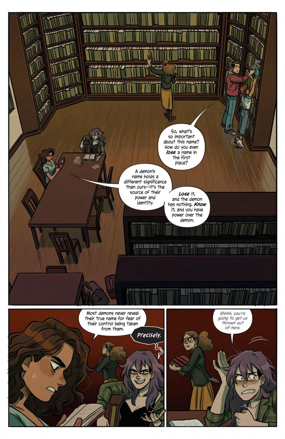 SpecterInspectors_002_PRESS_8 ComicList Previews: SPECTER INSPECTORS #2 (OF 5)