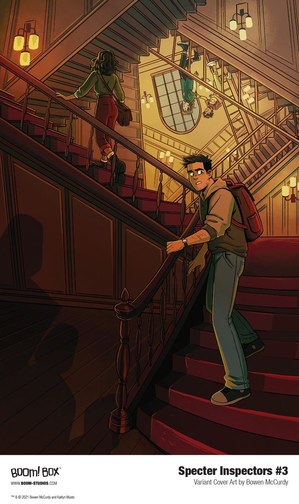 SpecterInspectors_003_Cover_Variant_McCurdy_PROMO First Look at BOOM! Studios' SPECTER INSPECTORS #3