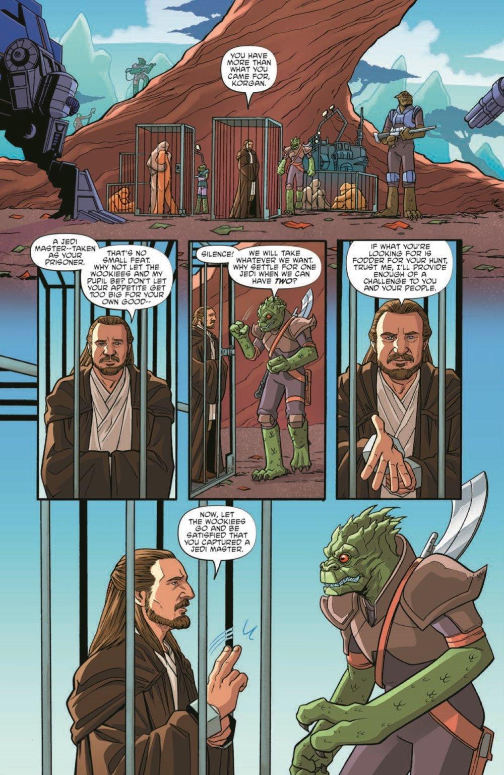 StarWarsAdv04-pr-3 ComicList Previews: STAR WARS ADVENTURES VOLUME 2 #4