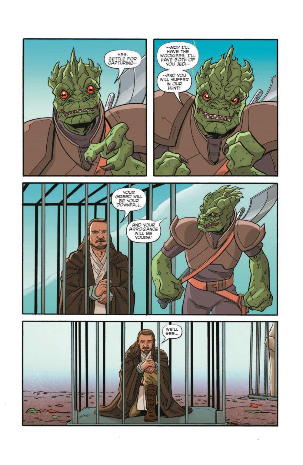 StarWarsAdv04-pr-4 ComicList Previews: STAR WARS ADVENTURES VOLUME 2 #4