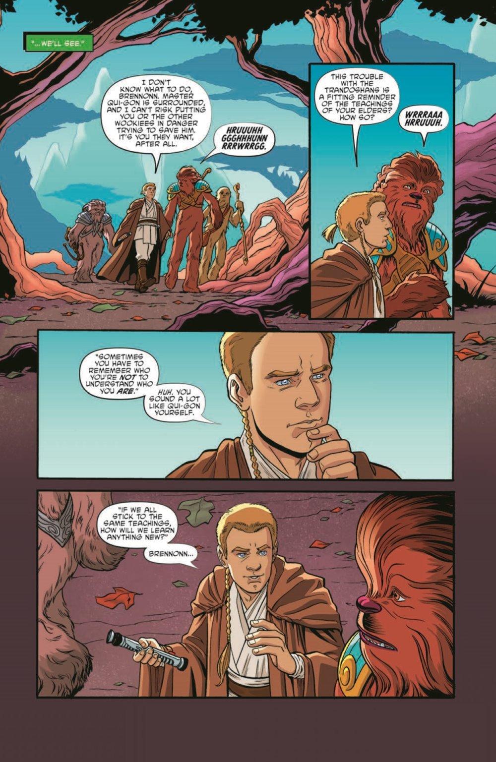 StarWarsAdv04-pr-5 ComicList Previews: STAR WARS ADVENTURES VOLUME 2 #4