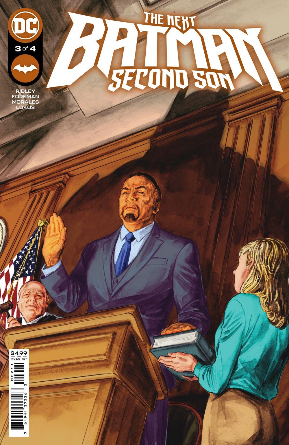 THENEXTBATMAN_SS_Cv3 DC Comics June 2021 Solicitations