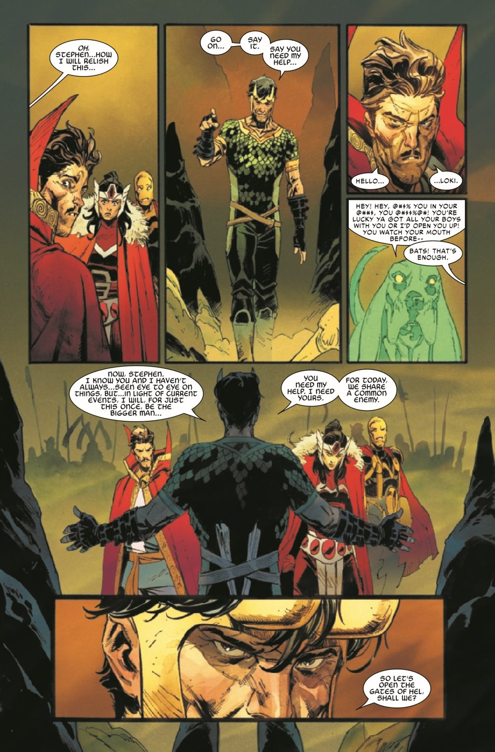 THOR2020013_Preview-5 ComicList Previews: THOR #13