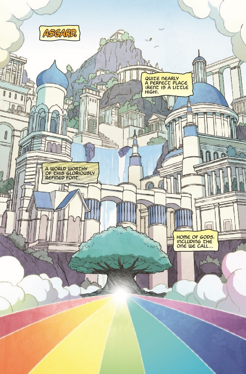 THORLOKIDT2020001_Preview-3 ComicList Previews: THOR AND LOKI DOUBLE TROUBLE #1 (OF 4)