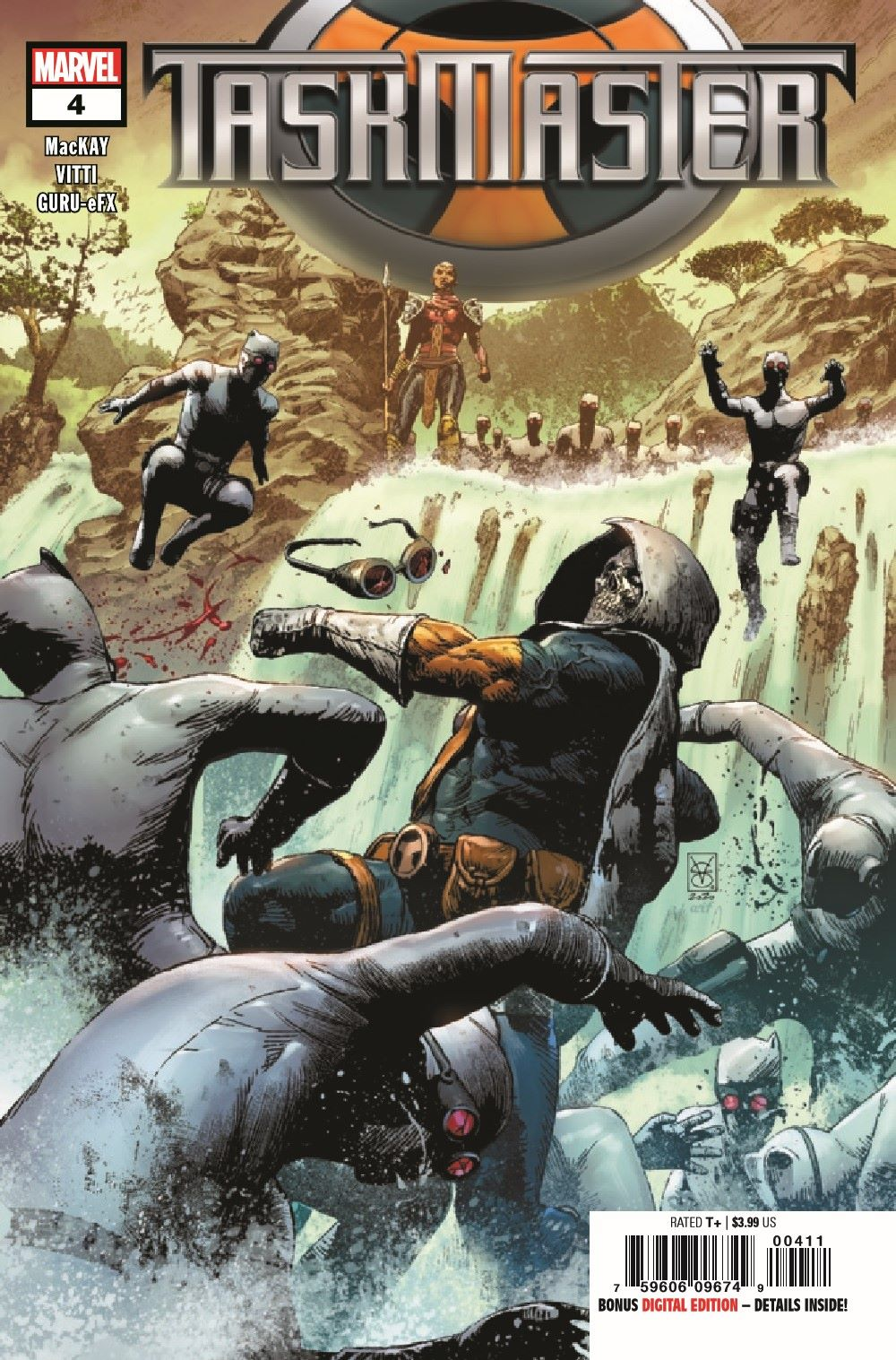 TMASTER2020004_Preview-1 ComicList Previews: TASKMASTER #4 (OF 5)