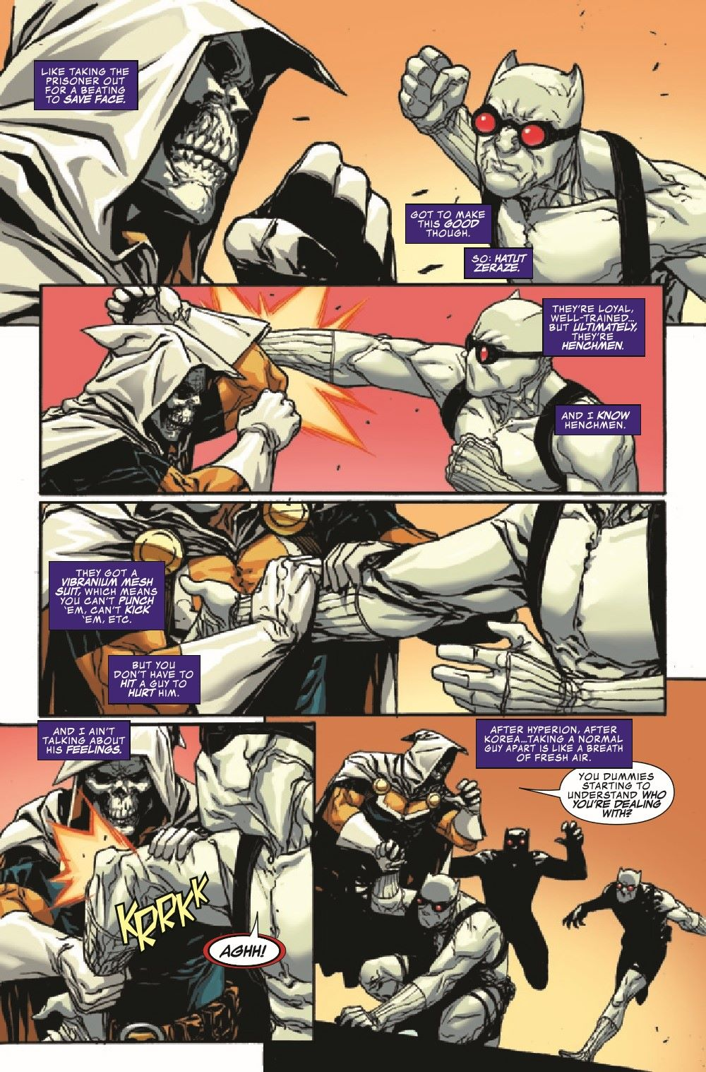 TMASTER2020004_Preview-3 ComicList Previews: TASKMASTER #4 (OF 5)