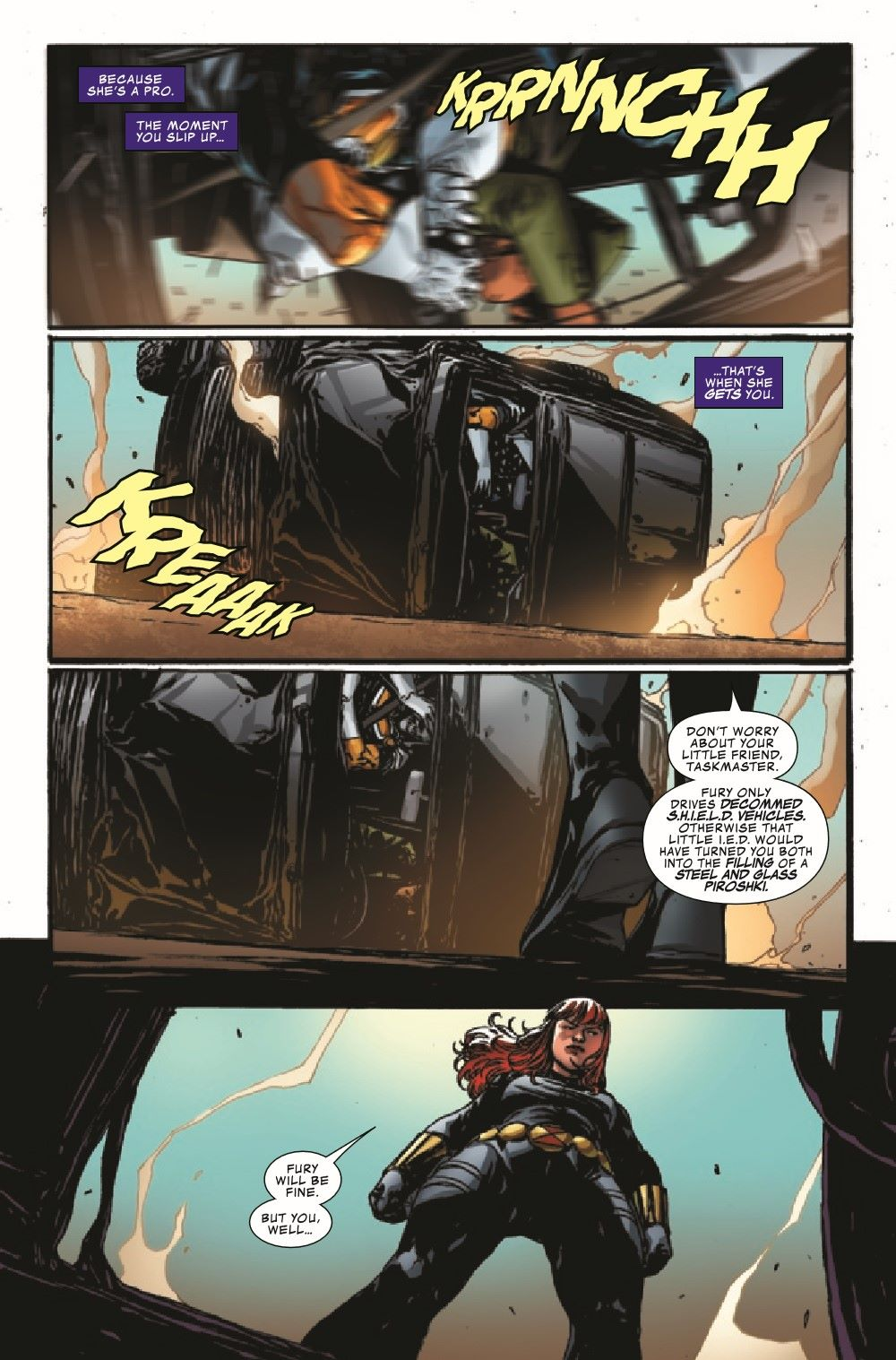 TMASTER2020005_Preview-4 ComicList Previews: TASKMASTER #5 (OF 5)