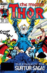 Thor353-193x300 Loki vs the X-Men - No Laughing Matter
