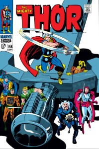 Thor_Vol_1_156-199x300 Can I Afford a Silver Age CGC 9.8? Probably, Yes
