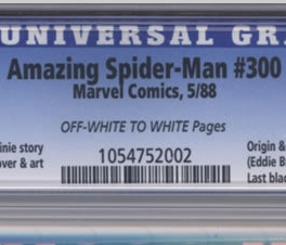 Thumbnail CGC 9.8 PAGE QUALITY: DO WHITE PAGES REALLY MATTER?