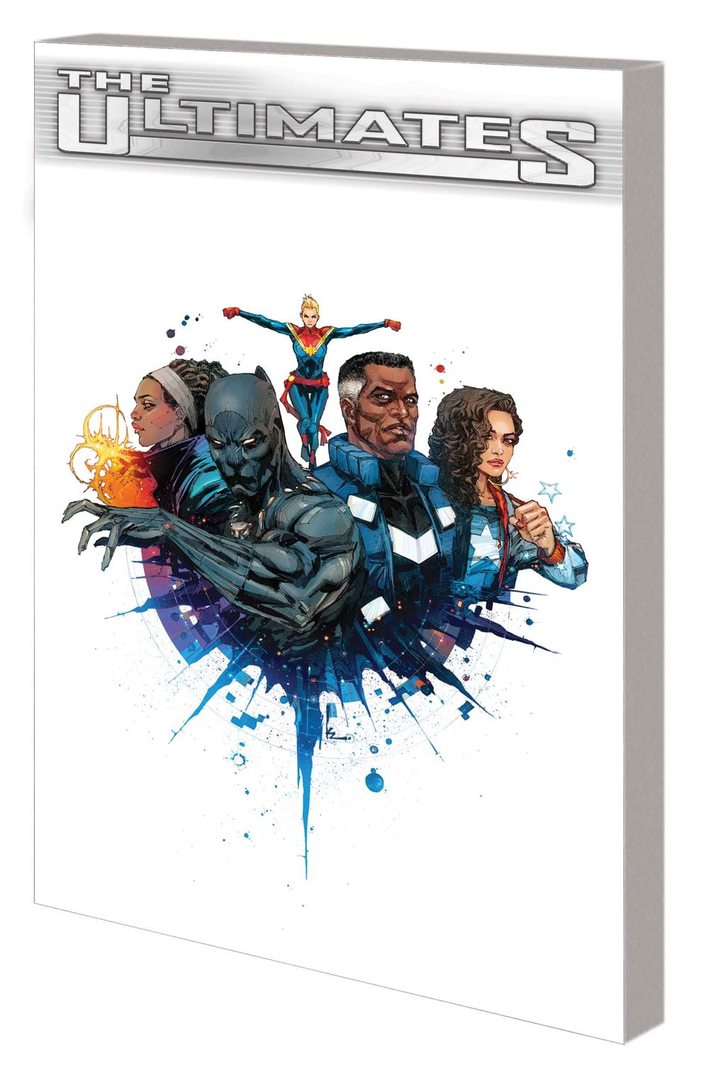 ULTIMATES_CC_TPB Marvel Comics June 2021 Solicitations