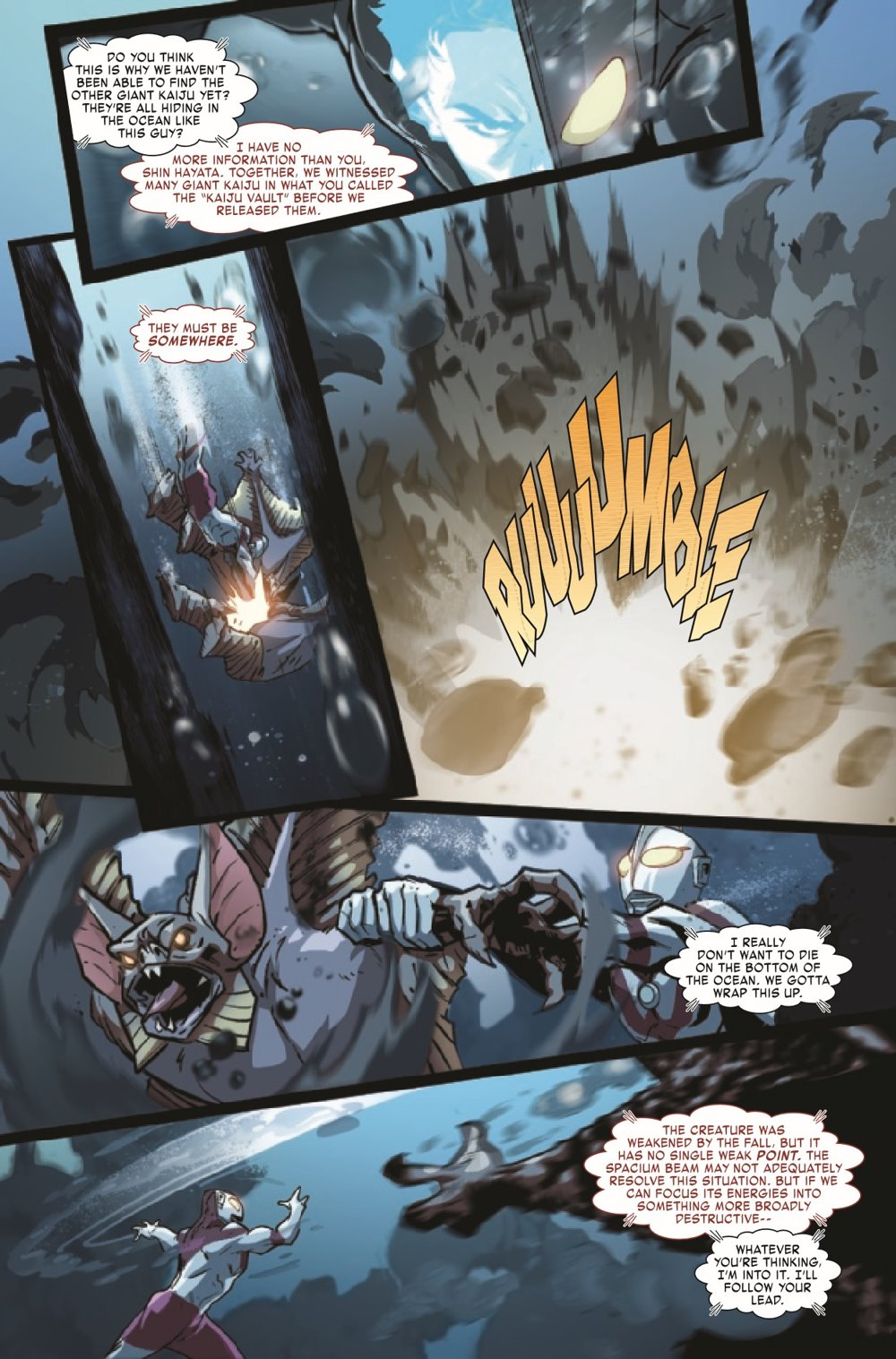 ULTRAMANTRIALS2021001_Preview-4 ComicList Previews: THE TRIALS OF ULTRAMAN #1 (OF 5)