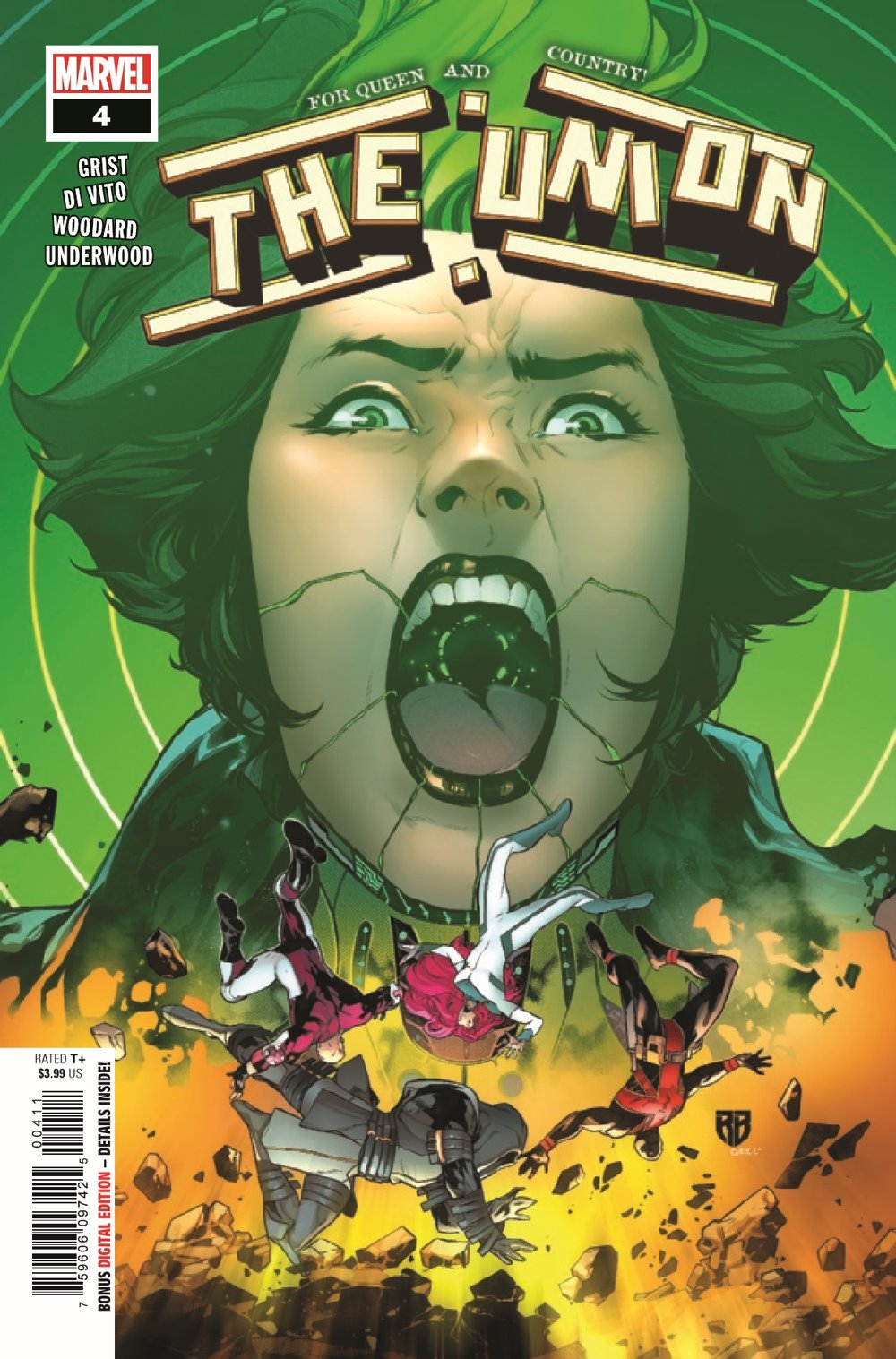 UNION2020004_Preview-1 ComicList Previews: THE UNION #4 (OF 5)