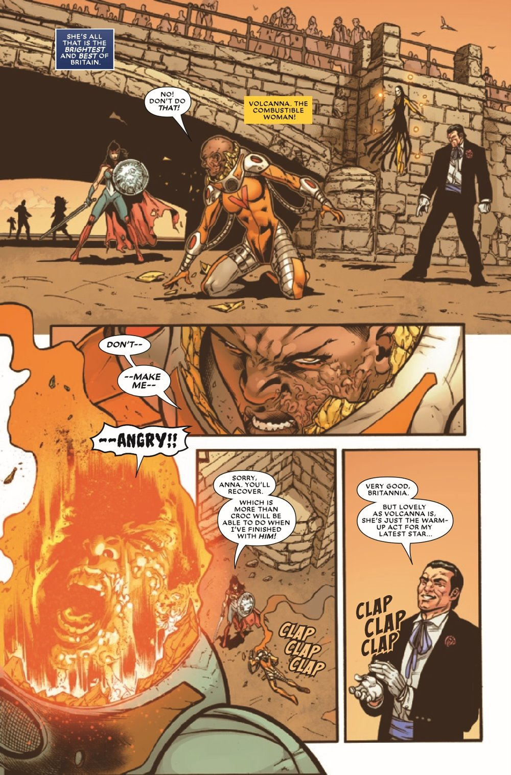 UNION2020004_Preview-4 ComicList Previews: THE UNION #4 (OF 5)
