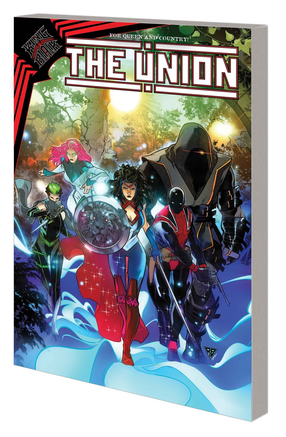 UNION_TPB Marvel Comics June 2021 Solicitations