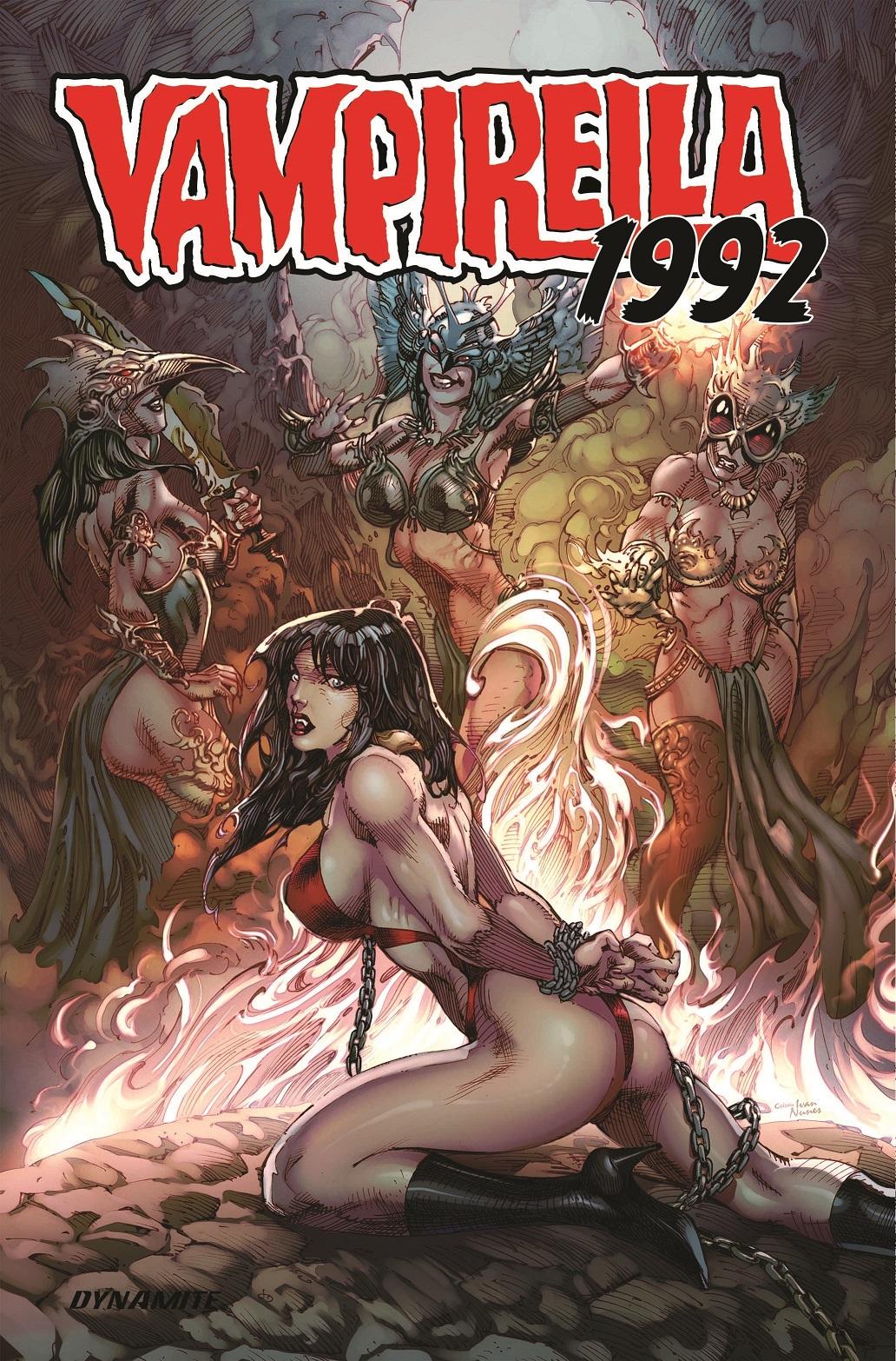 Vampi1992-01021-B-Castro VAMPIRELLA parties like it's 1992