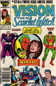Vision-and-Scarlet-Witch-12-194x300 Trending Comics & This Week's Oddball 3/6
