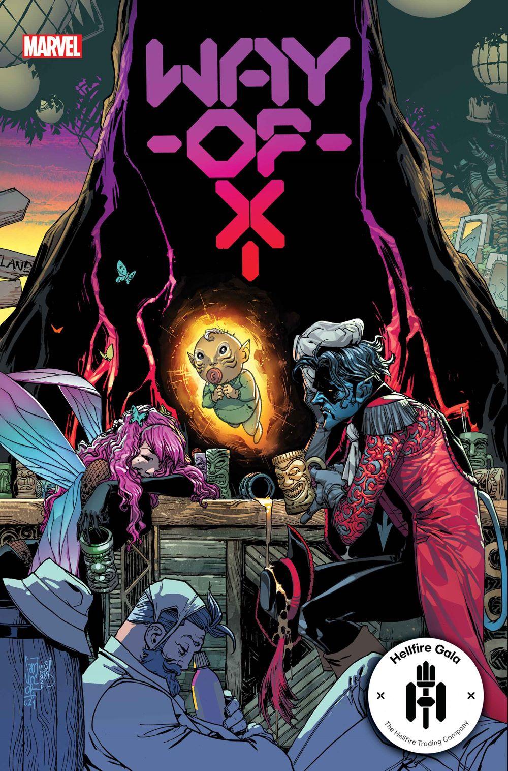 WAYOFX2021003_Cov Marvel Comics June 2021 Solicitations