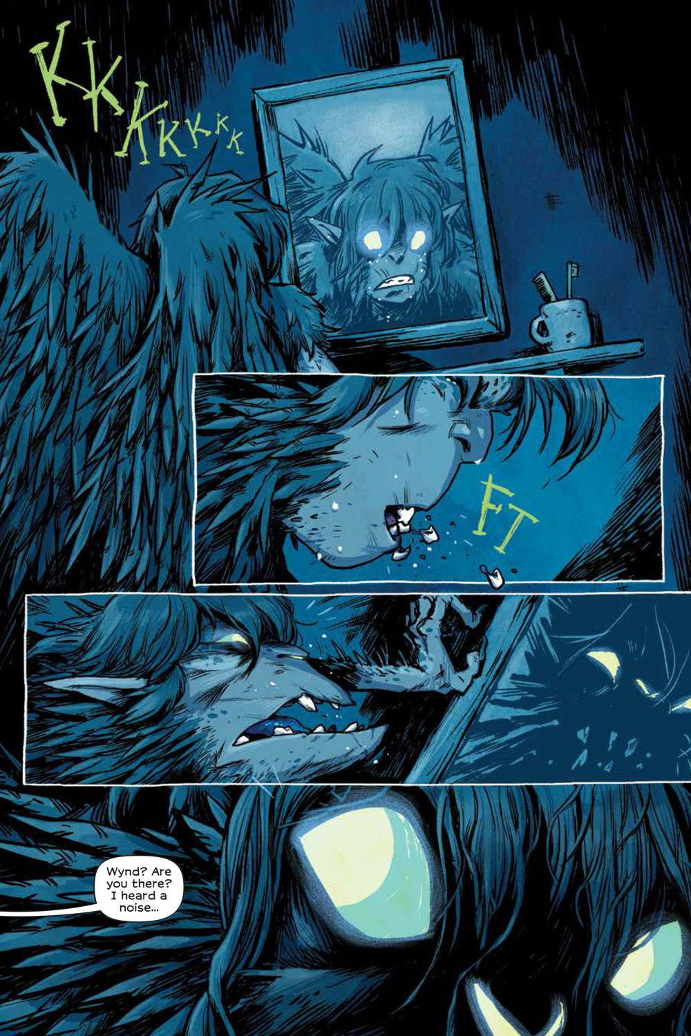Wynd_v1_HC_PRESS_11 ComicList Previews: WYND VOLUME 1 THE FLIGHT OF THE PRINCE HC (COMIC BOOK SHOP EXCLUSIVE HARDCOVER EDITION)