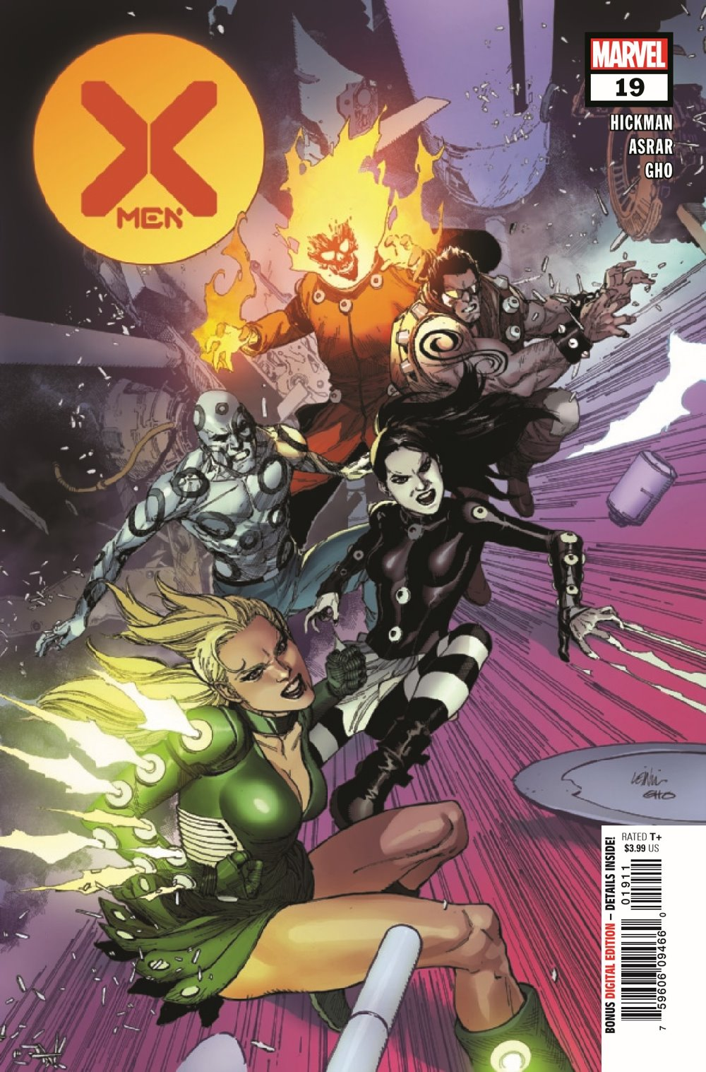 XMEN2019019_Preview-1 ComicList Previews: X-MEN #19