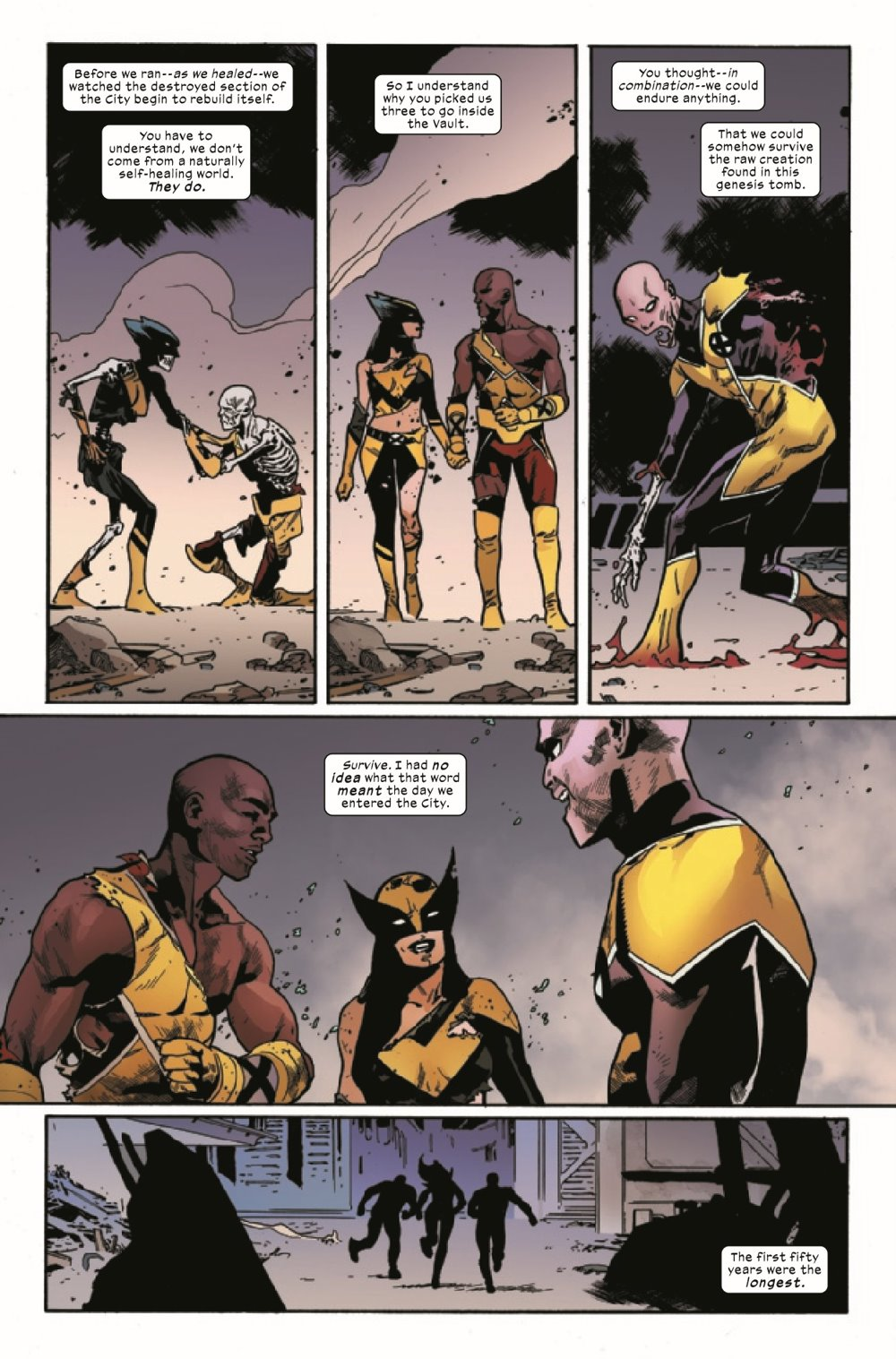 XMEN2019019_Preview-3 ComicList Previews: X-MEN #19