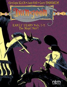 dungeonearlyv12-231x300 NBM GRAPHIC NOVELS annunciates their 2021 release schedule