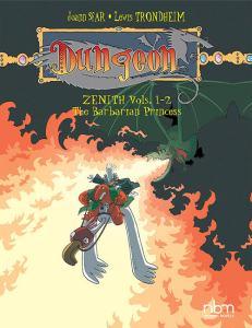 dungeonzenith12-231x300 NBM GRAPHIC NOVELS annunciates their 2021 release schedule