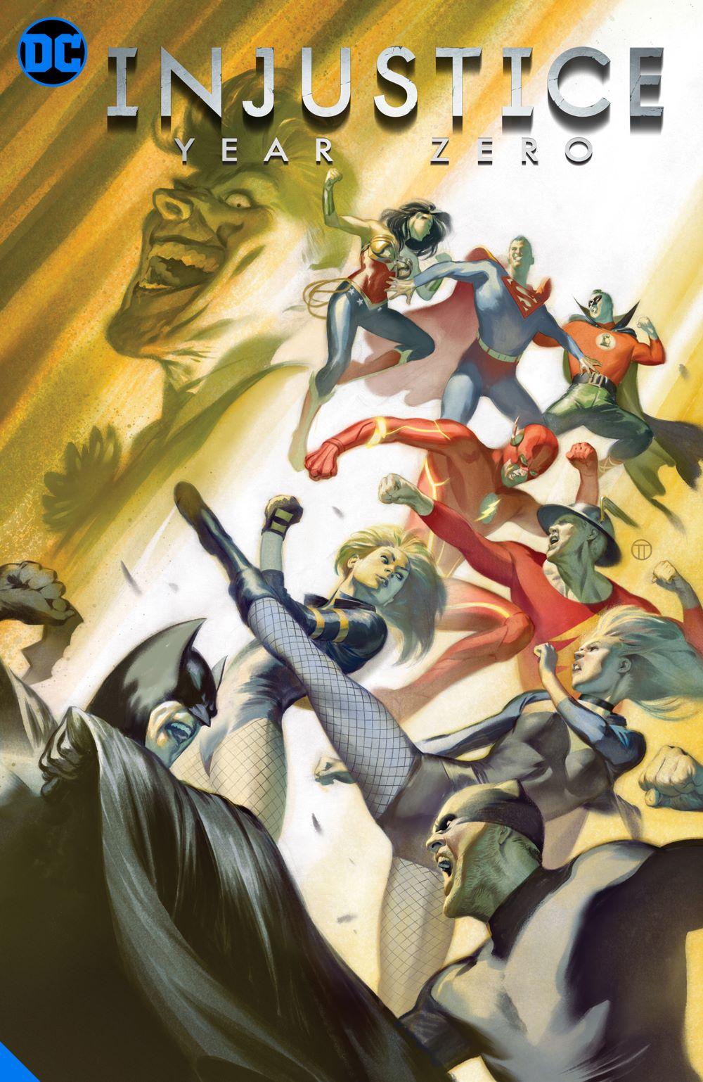 injusticeyearzero_adv DC Comics June 2021 Solicitations