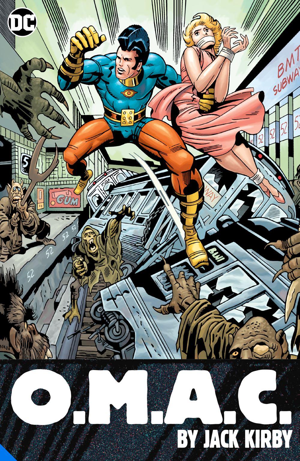 omacbyjackkirby_adv DC Comics June 2021 Solicitations