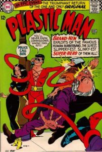 plasticman2-e1617075838478-202x300 Plastic Man: He's Not Your Average Fool