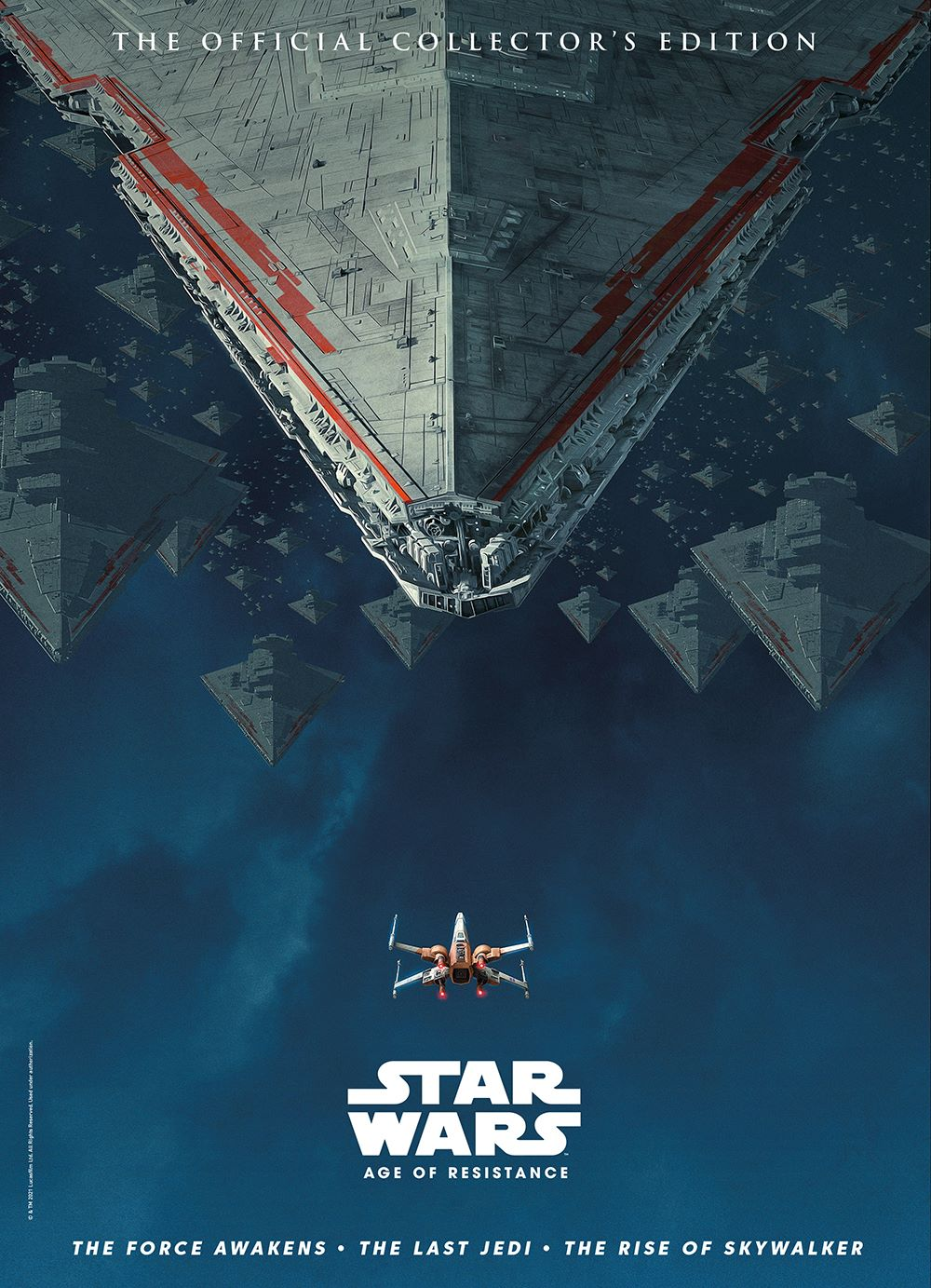 starwars_ageofresistance_exclusive ComicList Previews: STAR WARS THE AGE OF RESISTANCE THE OFFICIAL COLLECTOR'S EDITION HC