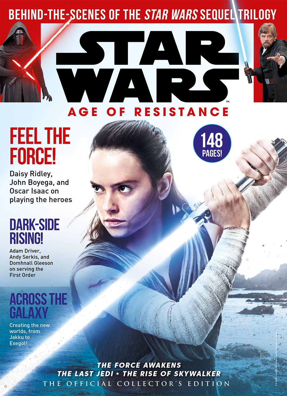 starwars_ageofresistance_newsstand ComicList Previews: STAR WARS THE AGE OF RESISTANCE THE OFFICIAL COLLECTOR'S EDITION HC