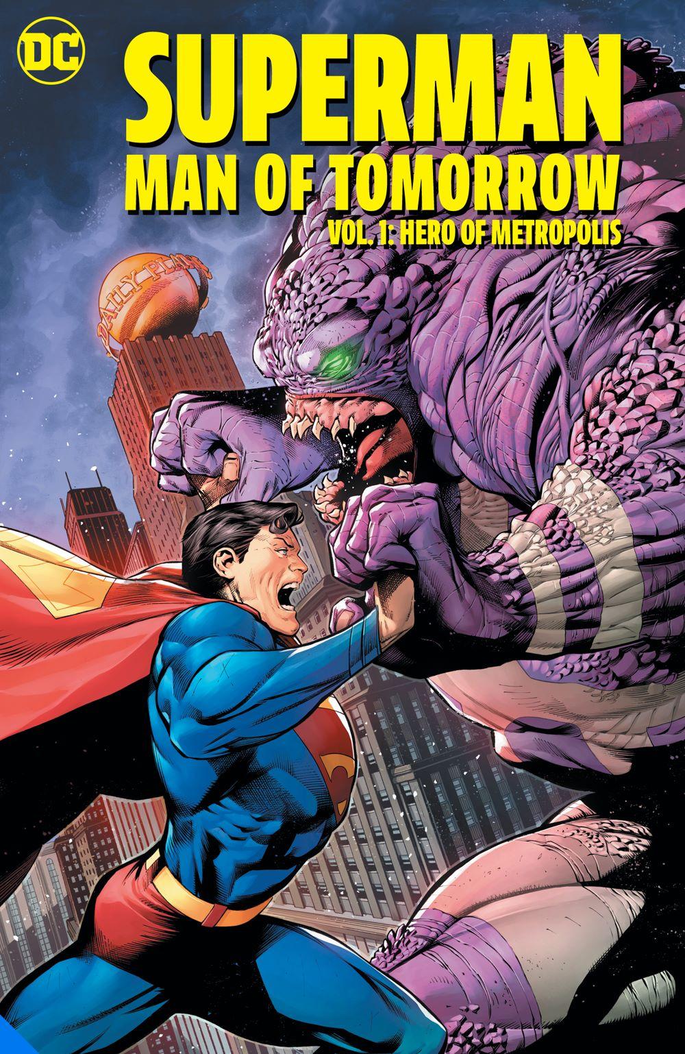 supermanmanoftomorrow-vol1_adv DC Comics June 2021 Solicitations