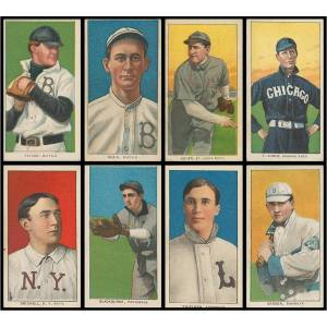 t-206-2-300x300 Sport Card Collecting 101 Class #3 The Monster: The T-206 Baseball Card Set