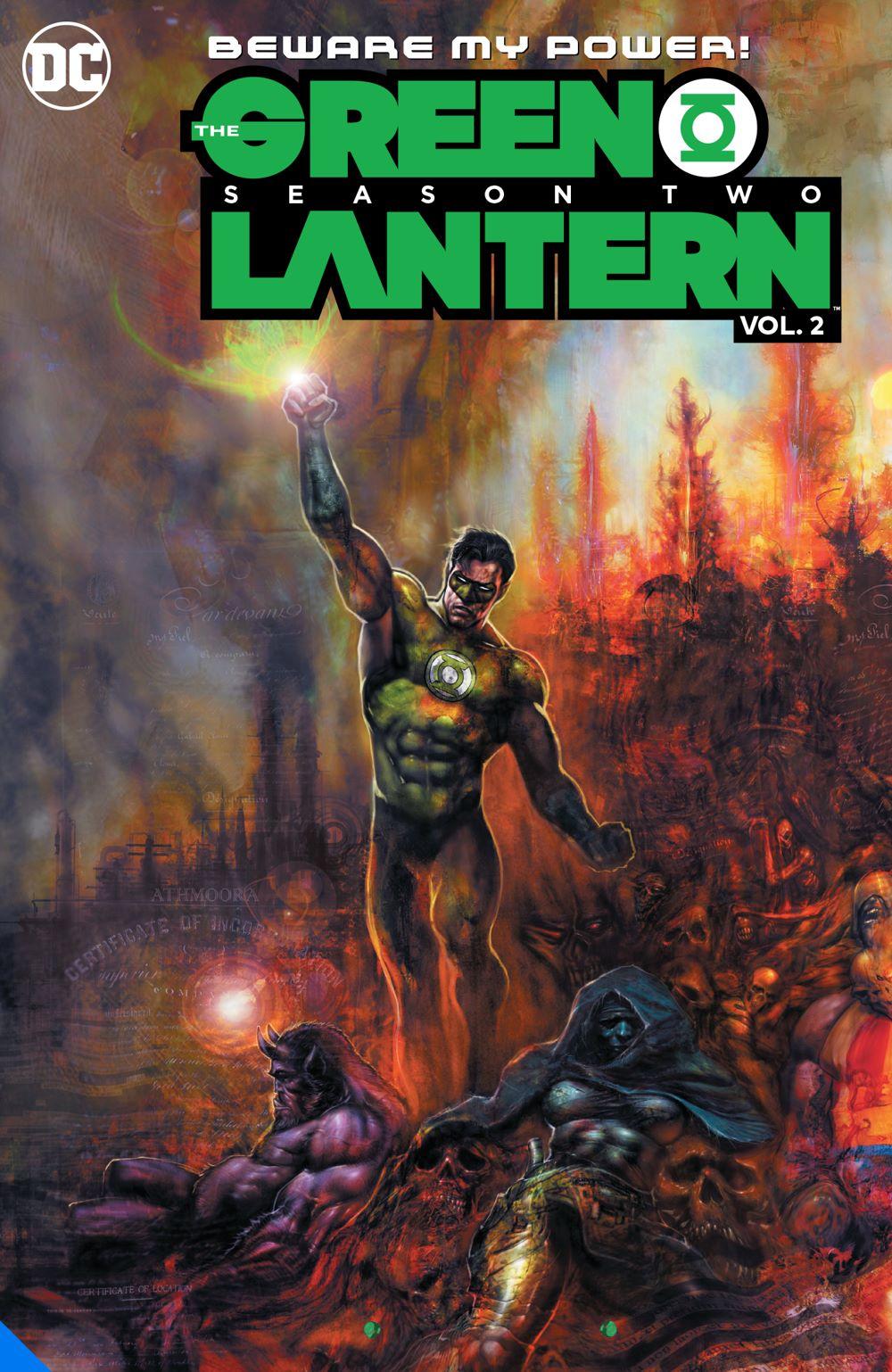 thegreenlanternseason2-vol2_adv DC Comics June 2021 Solicitations