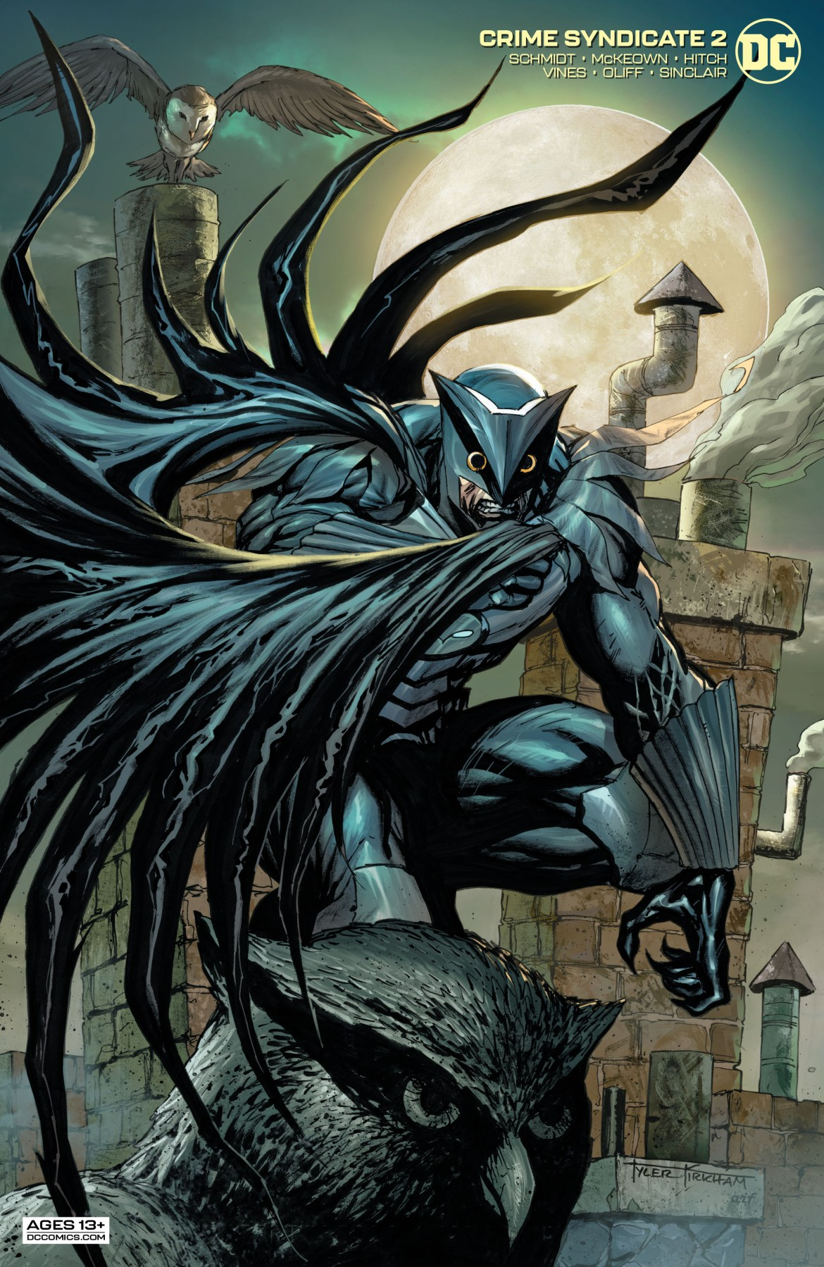 0221DC044 ComicList: DC Comics New Releases for 04/07/2021