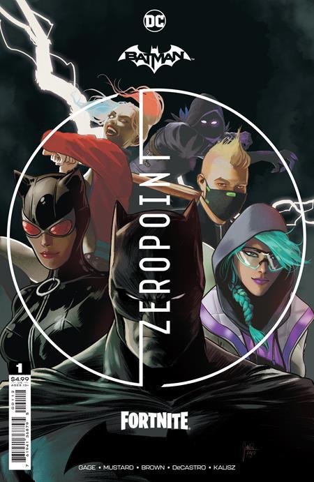 0221DC841 ComicList: DC Comics New Releases for 05/05/2021