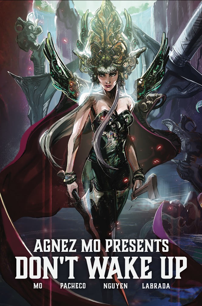 74e5b22f-5ae9-4a97-be3b-d4629ff2ac17 Z2 Comics and Agnez Mo are teaming up for DON'T WAKE UP