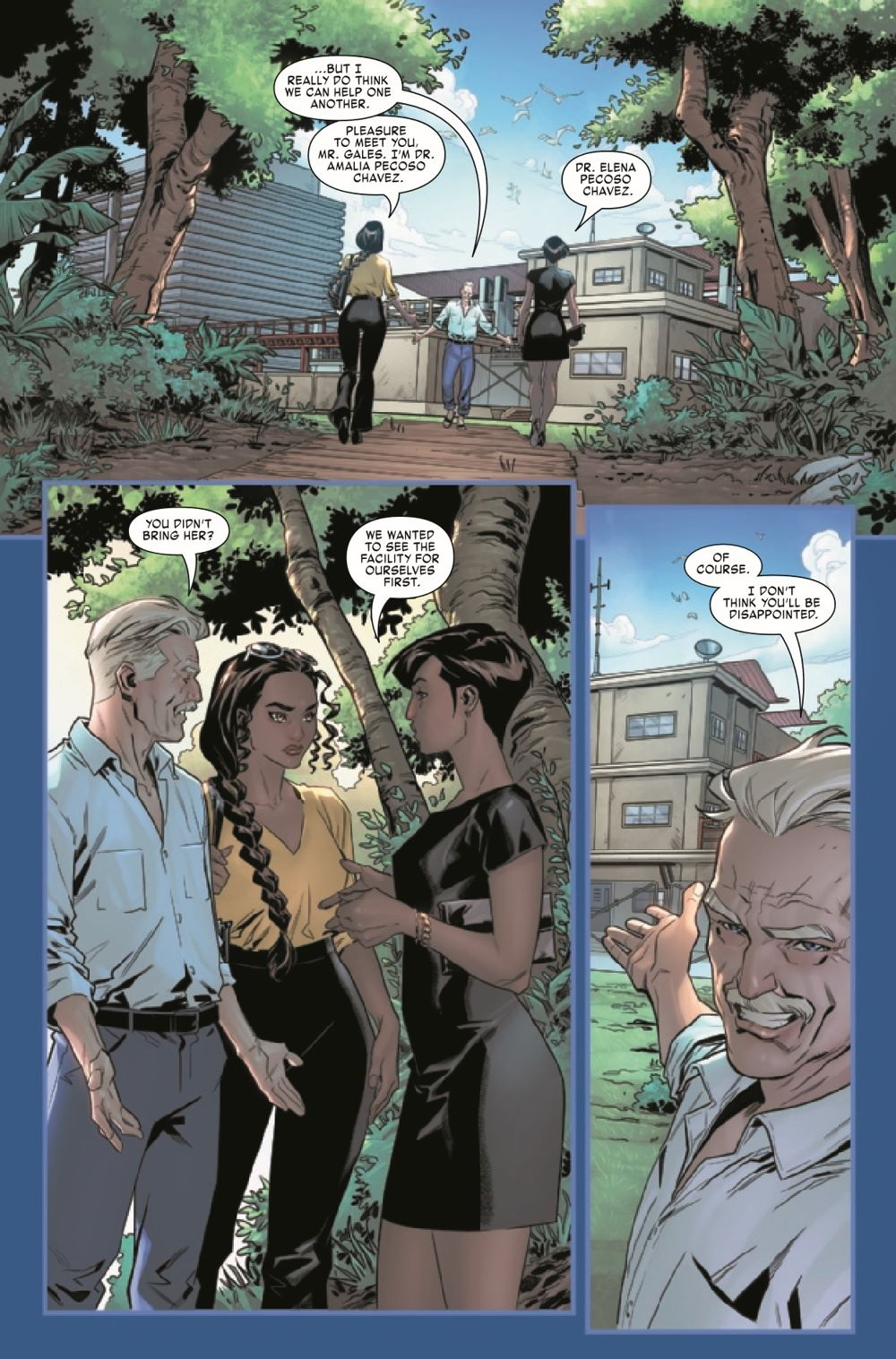 AMERCHAVEZUSA2021003_Preview-4 ComicList Previews: AMERICA CHAVEZ MADE IN THE U.S.A. #3 (OF 5)