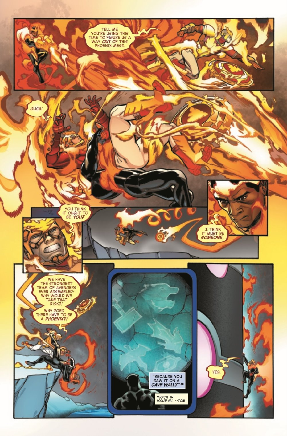 AVEN2018044_Preview-4 ComicList Previews: THE AVENGERS #44